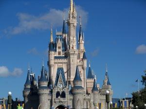 Cinderella's Castle in the Magic Kingdom - WDW