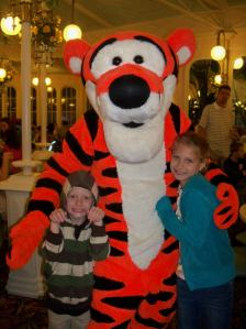 Dinner with Tigger, Pooh and Friends at Crystal Palace in Magic Kingdom