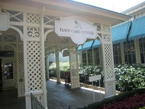 Baby Care Center at Magic Kingdom