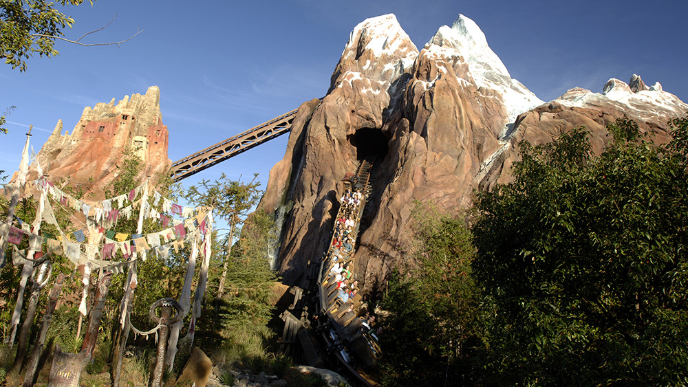 Friday Five Facts – Expedition Everest in Disney's Animal ...