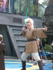 Jedi Training Instructor