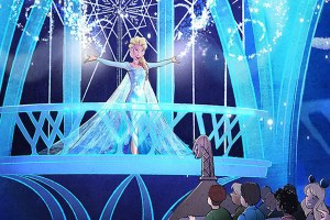 Frozen Ever After Concept Rendering